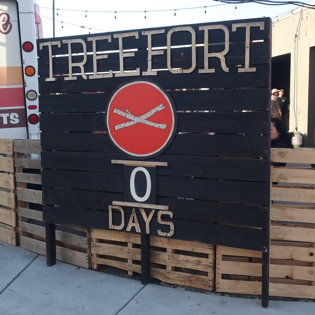 The countdown to the 2019 Treefort Music Fest.