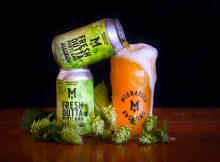 image of Migration Fresh Outta Portland IPA courtesy of Migration Brewing