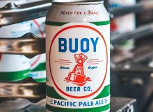 image of Pacific Pale Ale courtesy of Buoy Beer