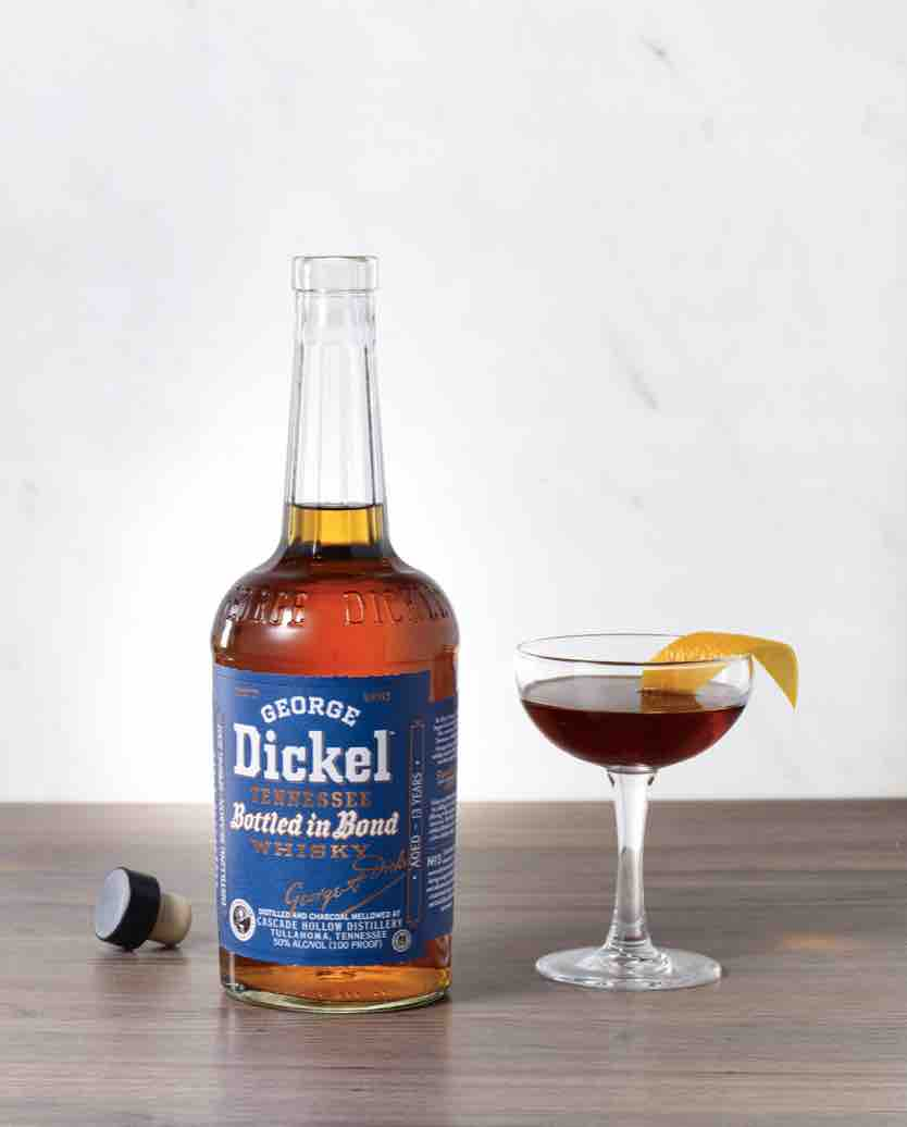 image of Personal Preference Manhattan courtesy of George Dickel