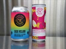 image of Pineapple Dragon and Cash Nelson courtesy of Cascade Brewing