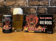 BrewDog teams up with Iron Maiden on Hellcat India Pale Lager