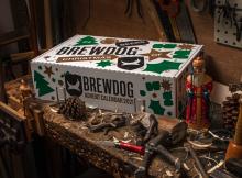 image of 2021 BrewDog Advent Calendar courtesy of BrewDog
