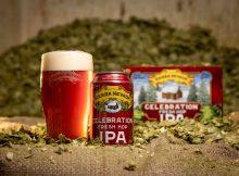image of 2021 Celebration Fresh Hop IPA courtesy of Sierra Nevada Brewing