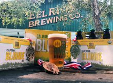 image of California Blonde Ale courtesy of Eel River Brewing