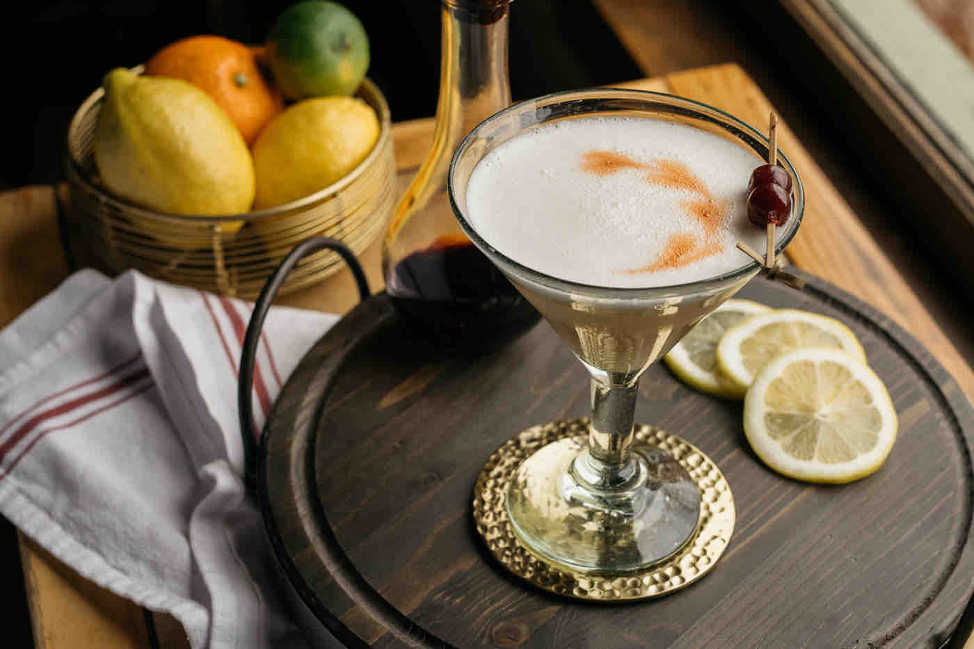 image of High West Whiskey Sour courtesy of High West Whiskey